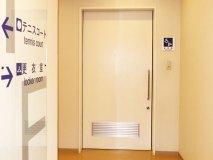 車椅子専用トイレ