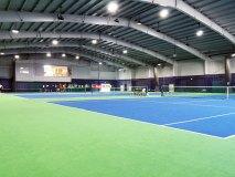 テニスコート(テニス専用高級カーペット)